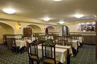 Restaurant of Amira Hotel in Heviz - affordable spa wellness hotel in Heviz