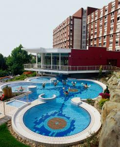 Danubius Thermal Hotel Aqua - 4 star hotel - wellness - Hungary