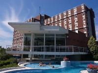 Danubius Hotel in Heviz - spa hotel - thermal pool