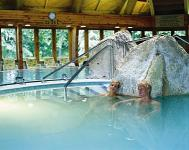 Danubius Health Spa Resort Heviz, thermal hotel at Lake Heviz with own spa center