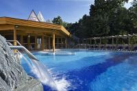 Hydro pool in Heviz in Danubius Health Spa Resort Heviz