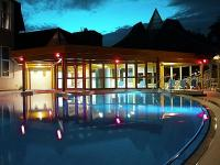 Outdoor swimming pool - Thermal Hotel Heviz
