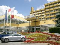 Accommodation Heviz - Hotel Helios, 3-star, renovated hotel in Heviz