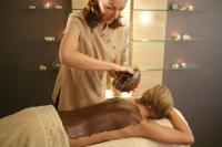 Heviz Hotel NaturMed Carbona - chocolate pack, wellness wital treatments