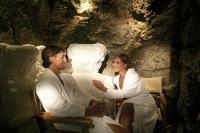 Heviz Hotel NaturMed Carbona - Salt room in the spa and thermal hotel in Heviz