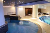 Jacuzzi in Hotel Palace Palota Heviz - wellness in Heviz