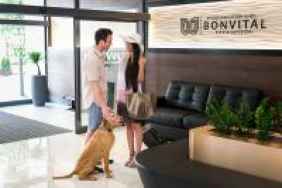 Bonvital Wellness Hotel Hévíz  - online booking at discount prices - Bonvital**** Wellness Hotel Hévíz - New Spa and Wellness Hotel Bonvital in Heviz at affordable prices