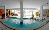 Spa Thermal Hotel Fit Heviz - interior spa relax pool with medicinal water in Heviz, in the 4-star wellness hotel